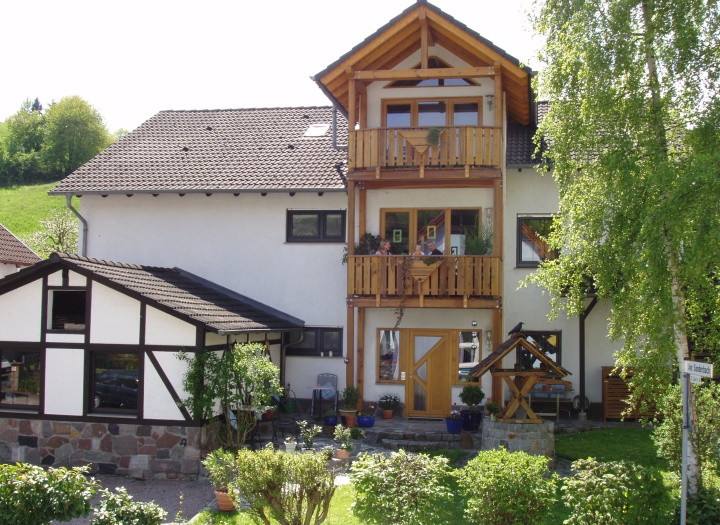 Haus Guthier Aussenansicht